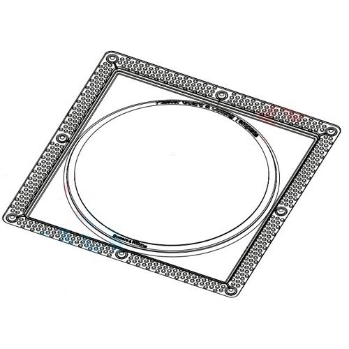 Комплект для скрытой инсталляции B&W Frame Plaster Kit 6SQ