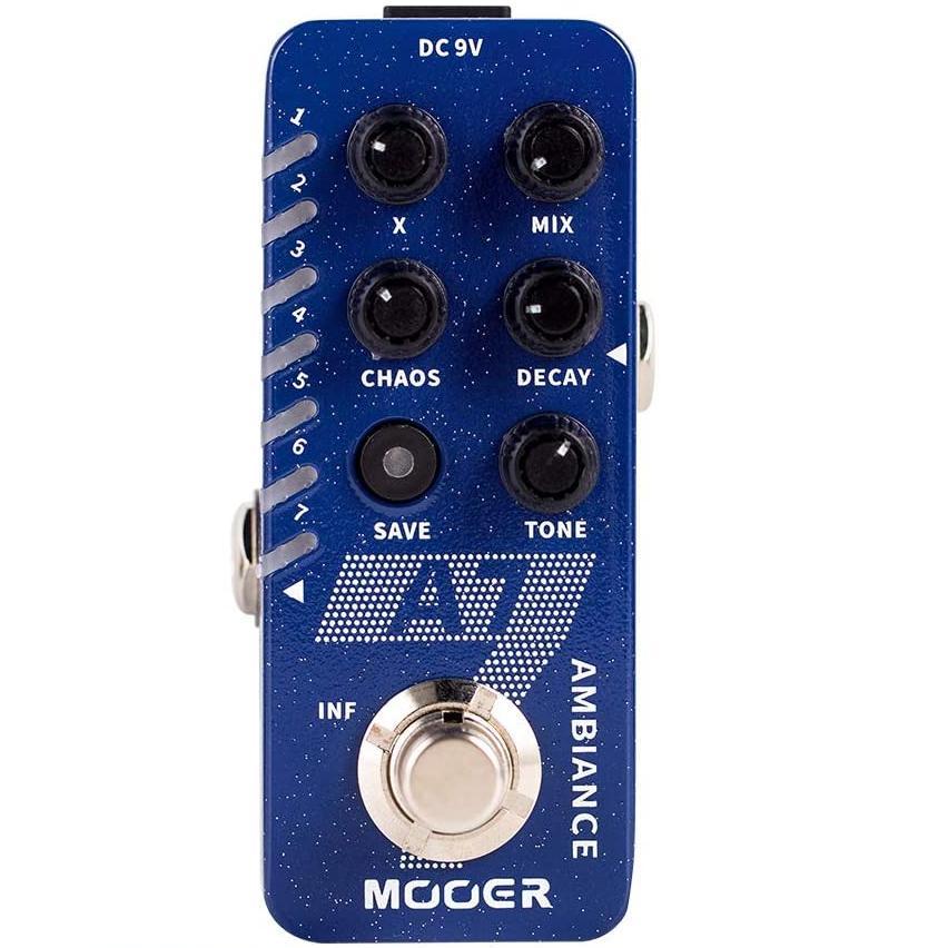 Гитарная педаль Mooer A7 Ambiance