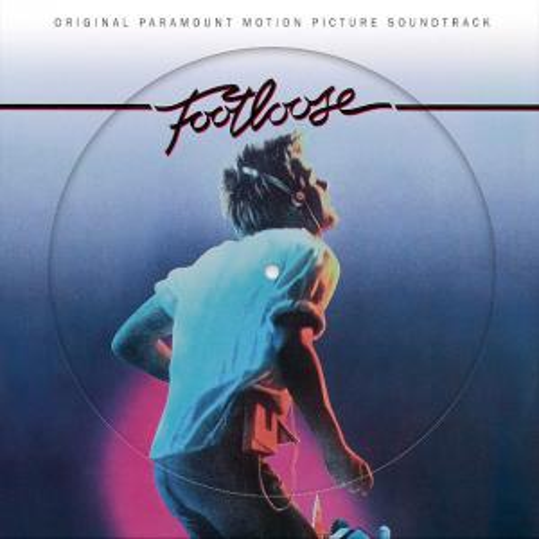 Виниловая пластинка Original motion picture soundtrack — FOOTLOOSE (National Album Day 2020 / Limited Picture Vinyl)
