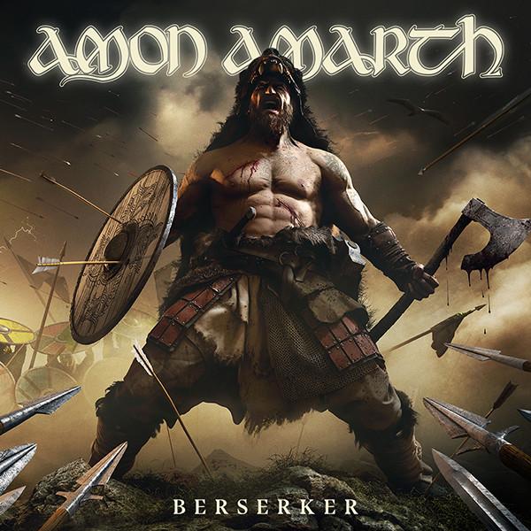 Виниловая пластинка Sony Amon Amarth Berserker (Black Vinyl/Gatefold)