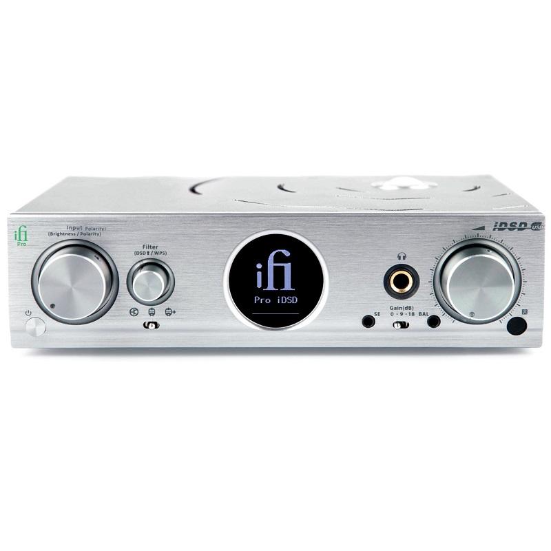 ЦАП iFi Audio Pro iDSD