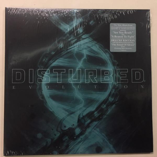 Виниловая пластинка Disturbed Evolution