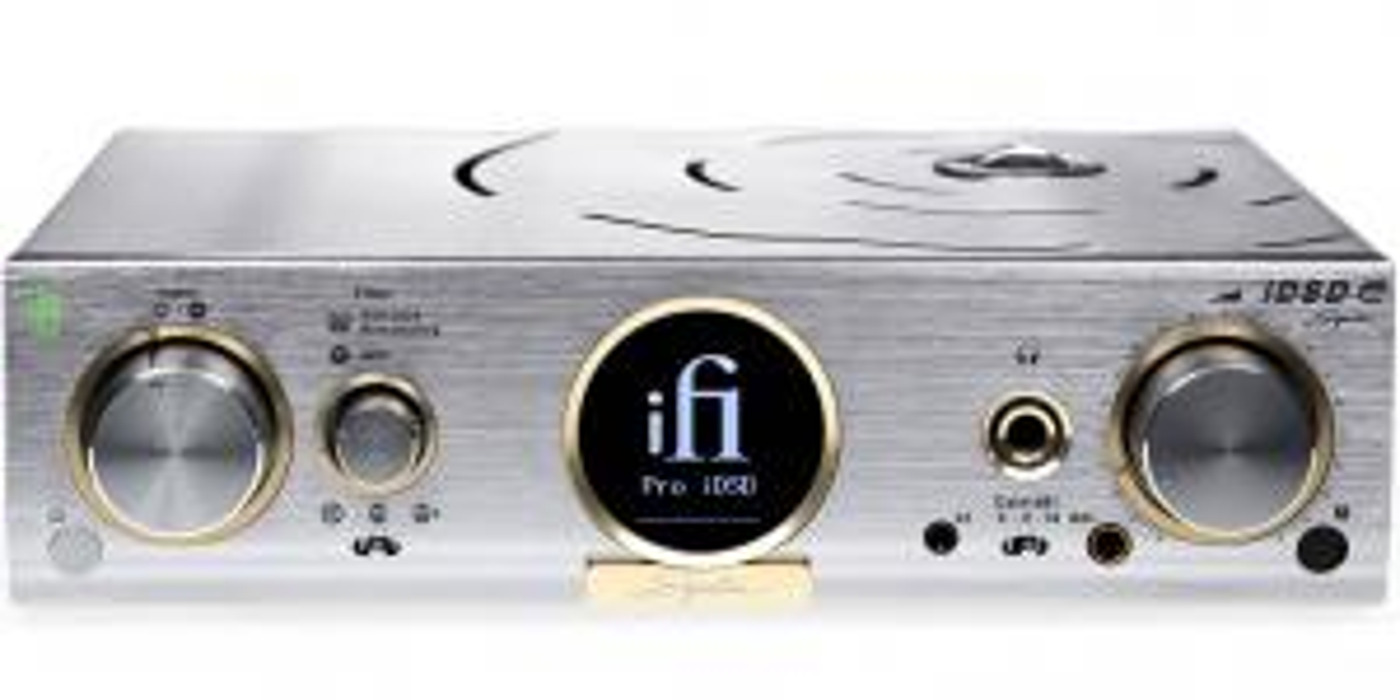 Сетевой стример iFi Audio Pro iDSD Signature