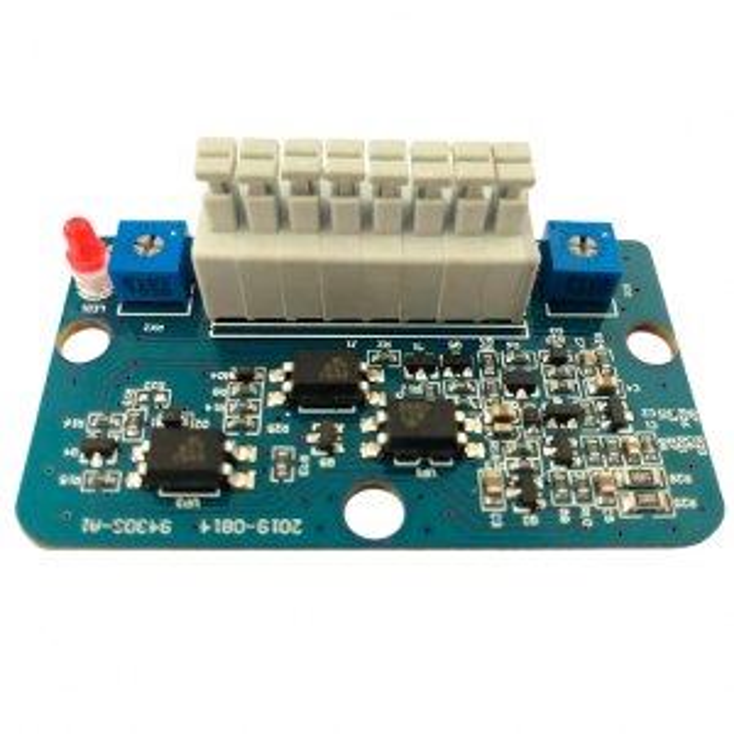Блок сопряжения видеодомофона SpaceTechnology ST-MS01