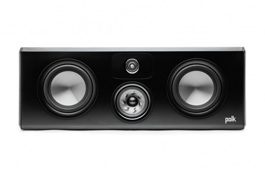 Акустика центрального канала Polk Audio L400 black ash