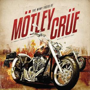 Виниловая пластинка VARIOUS ARTISTS - THE MANY FACES OF MOTLEY CRUE (LIMITED RED MARBLE VINYL)