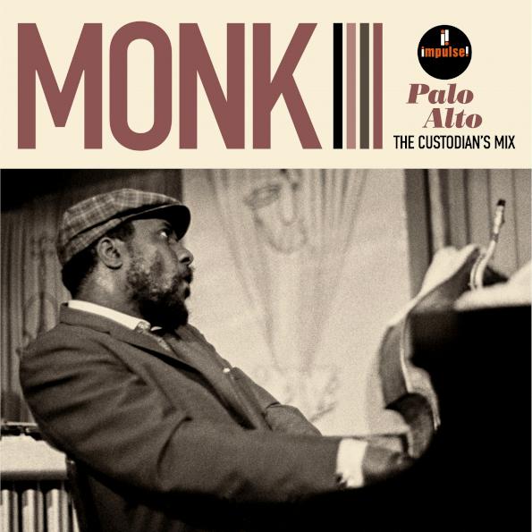 Виниловая пластинка Thelonious Monk - Palo Alto: The Custodian's Mix (RSD2021)