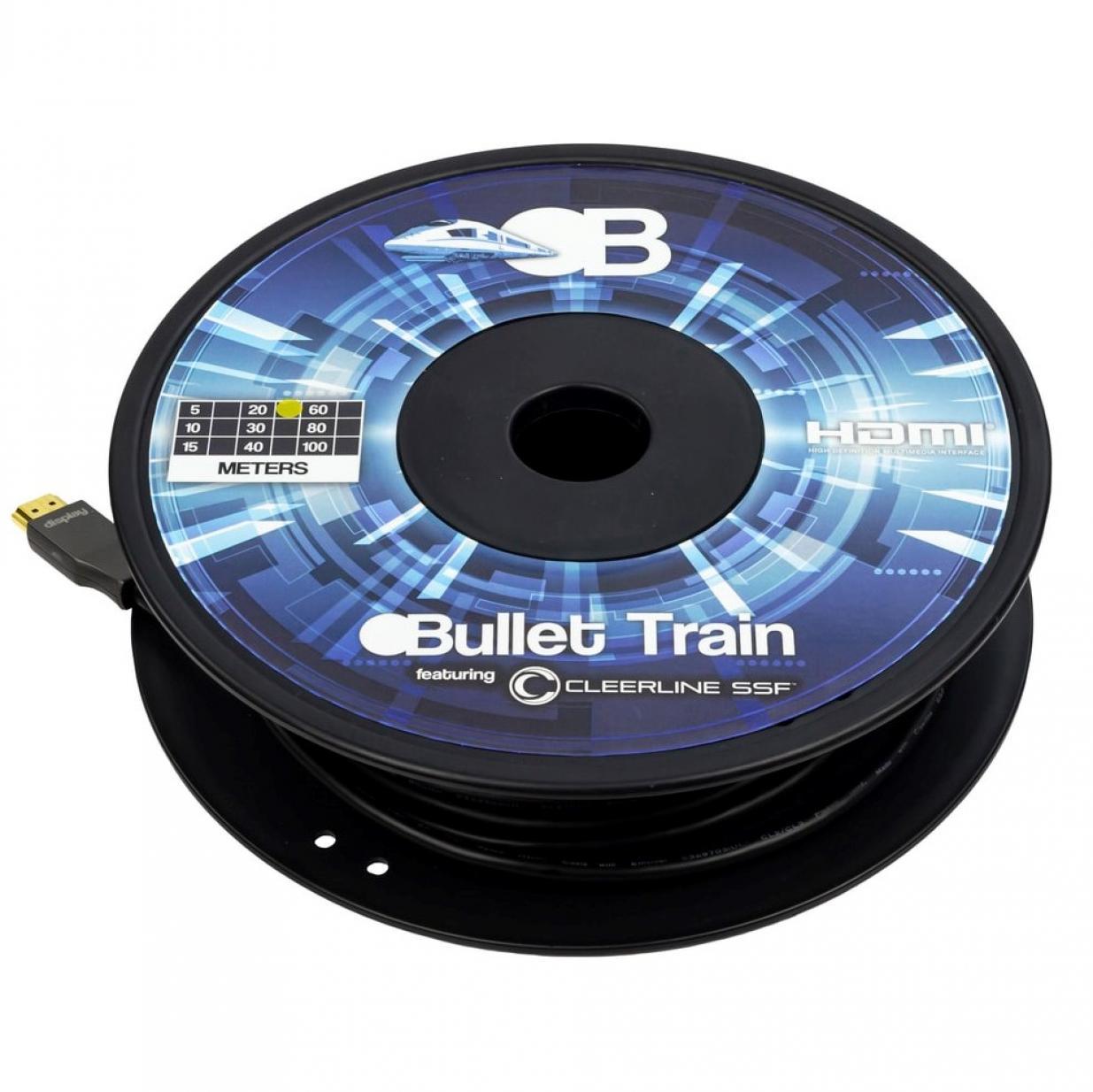 Оптический HDMI кабель AV Pro Edge AC-BTSSF-10KUHD-40 40 м.