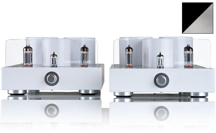 Ламповый усилитель Trafomatic Audio Kaivalya mono (black/silver plates)