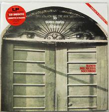 Виниловая пластинка Sony Banco Del Mutuo Soccorso Io Sono Nato Libero (Legacy Edition/LP+CD/180 Gram Black Vinyl/Booklet/Gatefold/Remastered)