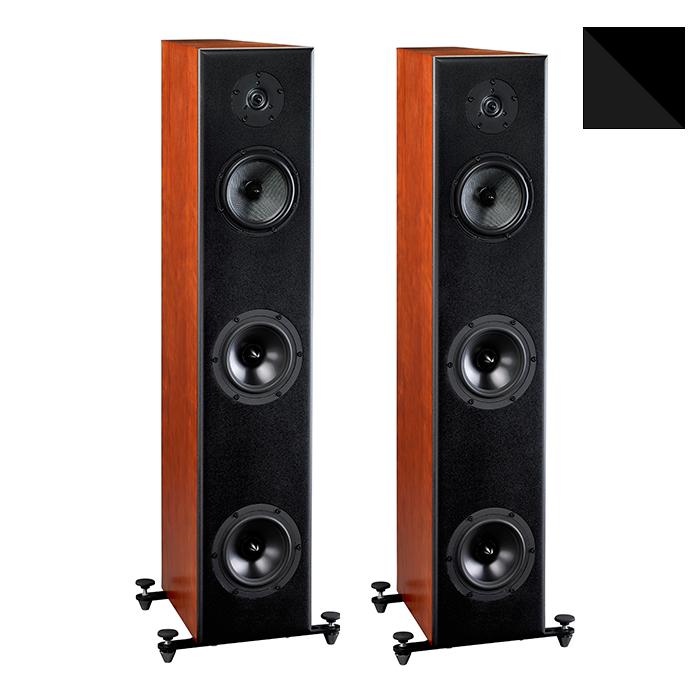 Напольная акустика Von Schweikert Audio Endeavor E-3 MkII black piano lacquer