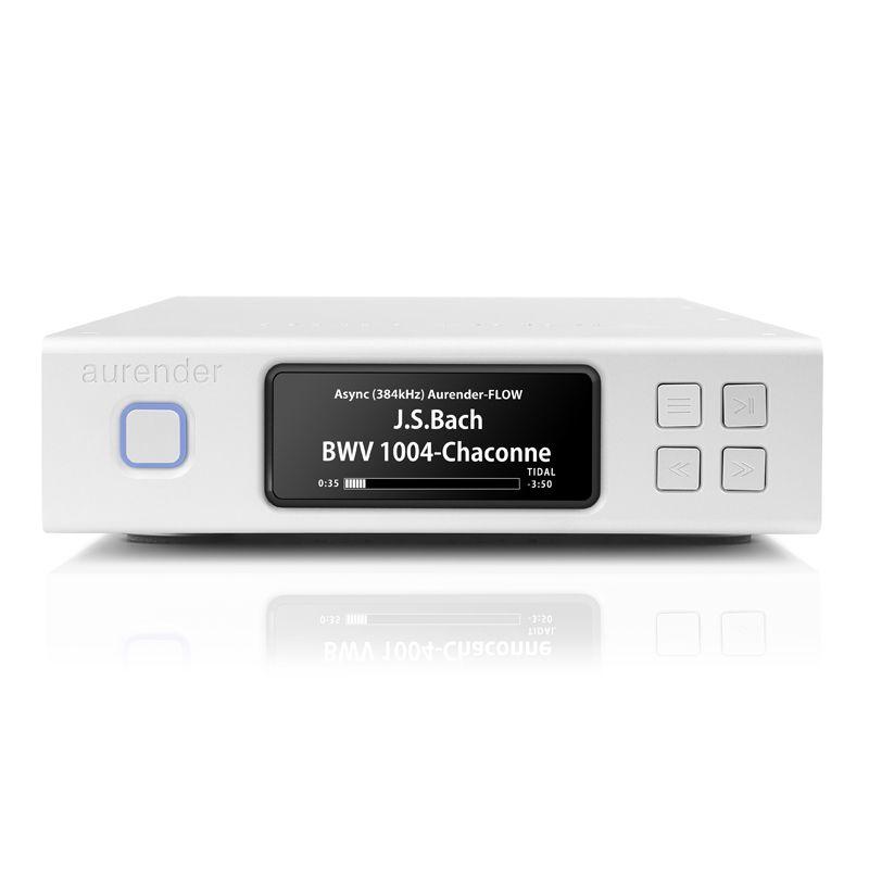 Сетевой музыкальный сервер Aurender N100H Silver 2TB