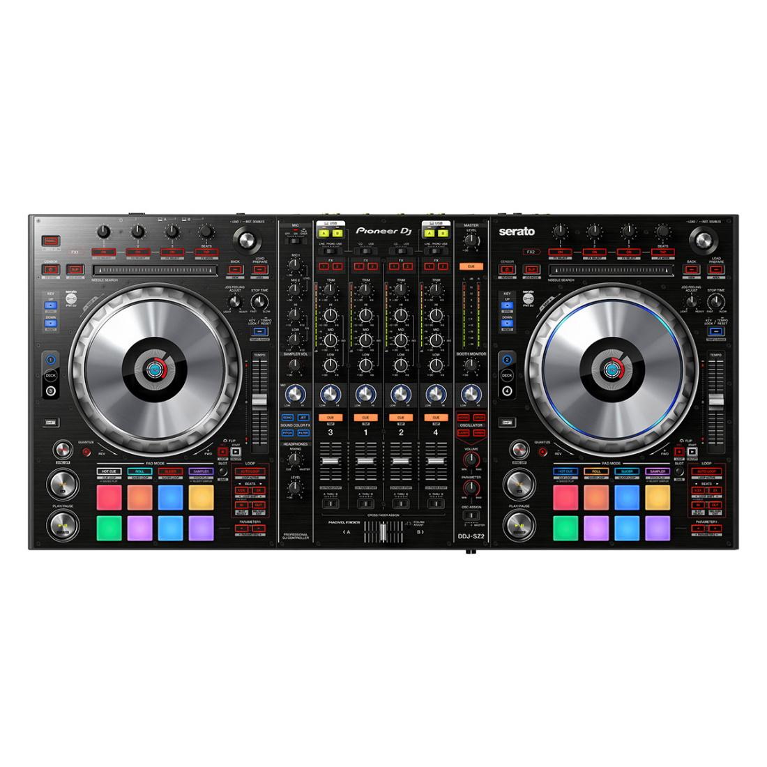 DJ-контроллер Pioneer DDJ-SZ2