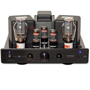 Интегральный ламповый усилитель Cary Audio CAD 300 SEI black
