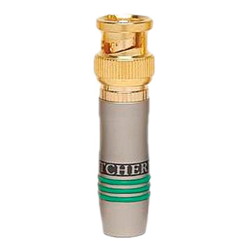 Разъем Tchernov Cable BNC Plug Original green