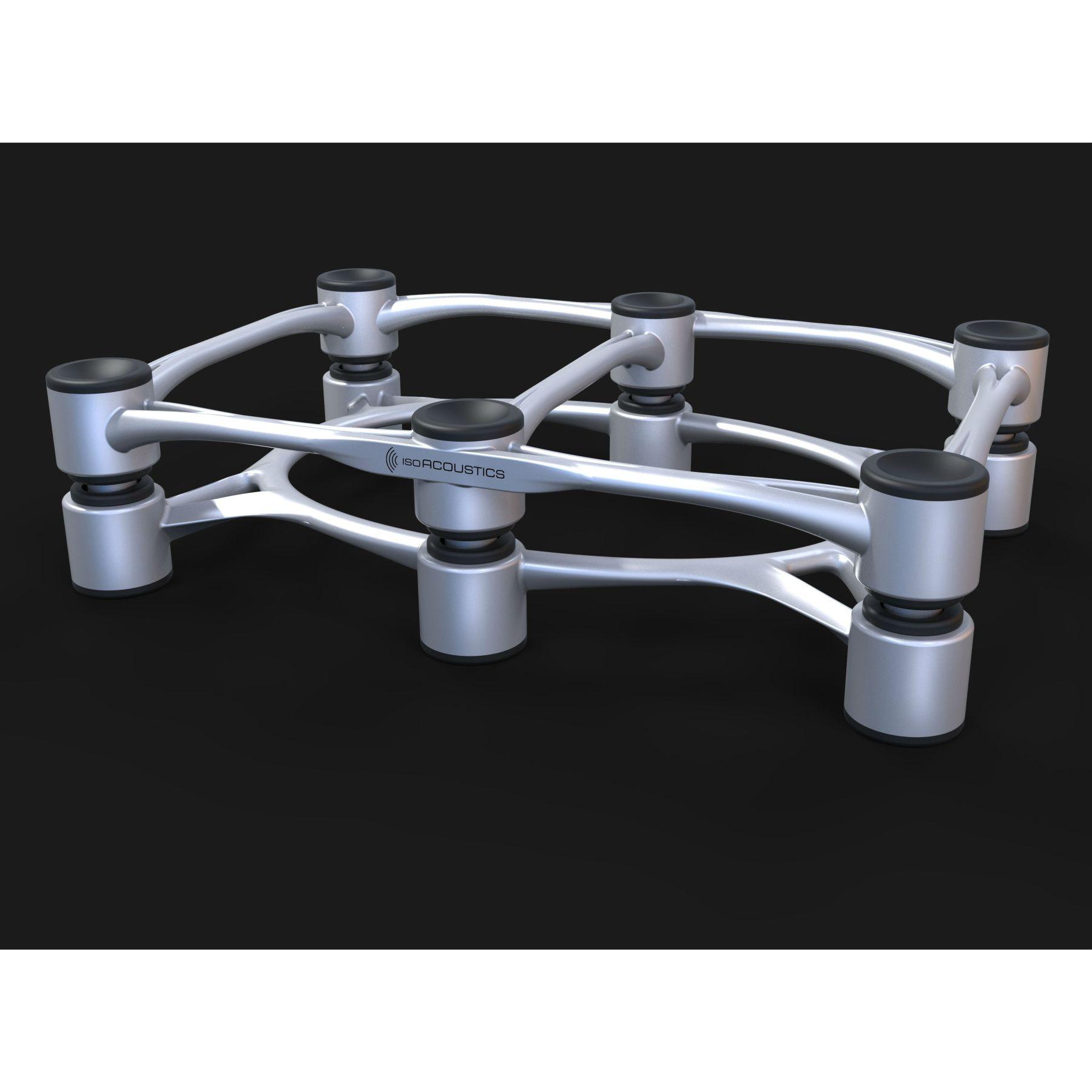 Подставка под акустику IsoAcoustics Aperta 300 Silver