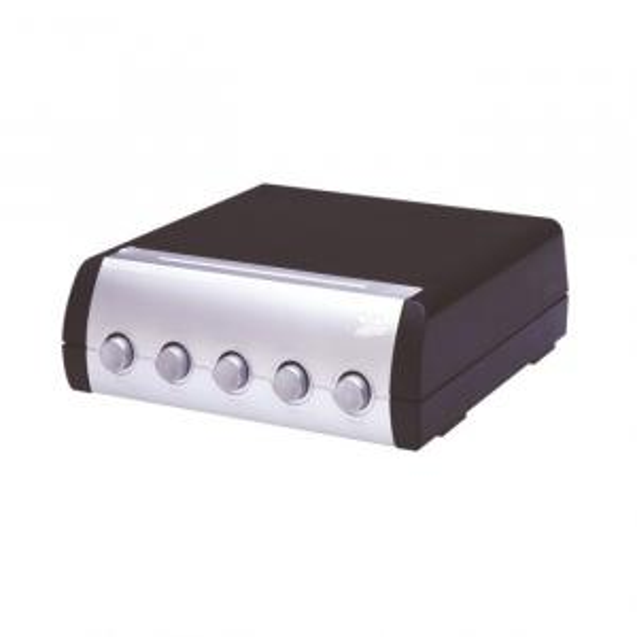 Пятиканальный аудиокоммутатор QED 5 way Speaker Switch (A-SS50)