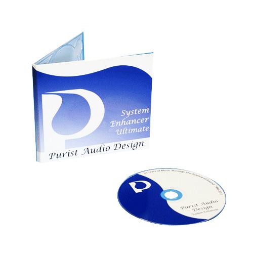 Диск прогревочный Purist Audio Design System Enhancer Ultimate Break In CDR