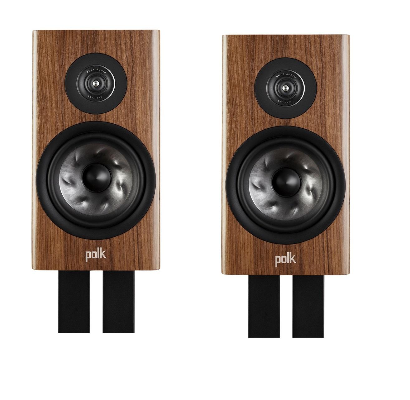 Полочная акустика Polk Audio Reserve R200 walnut
