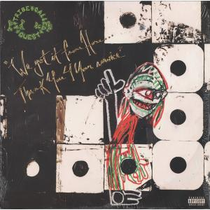 Виниловая пластинка A Tribe Called Quest WE GOT IT FROM HERE: THANK YOU 4 YOUR SERVICE