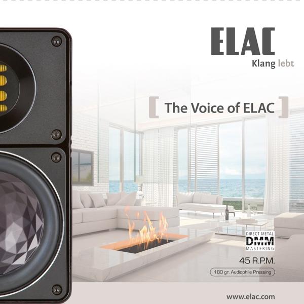 Виниловая пластинка In-Akustik LP The Voice Of Elac, #01678021