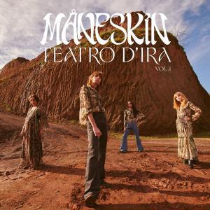 Виниловая пластинка Maneskin - Teatro d'ira - Vol. I (Limited Orange Transparent Vinyl)