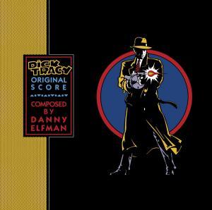 Виниловая пластинка Danny Elfman - Dick Tracy (Original Score) (Limited Translucent Cobalt Blue Vinyl)