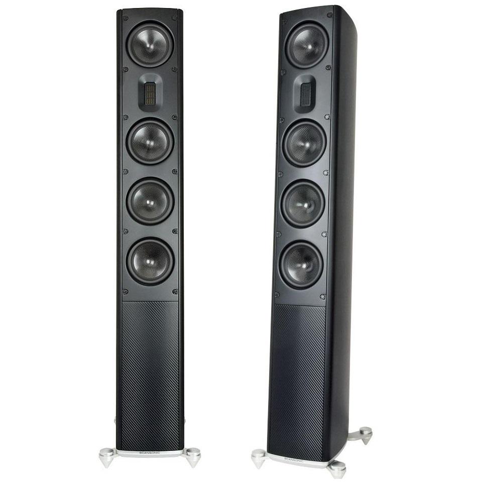 Напольная акустика Scansonic HD MB5 B Black