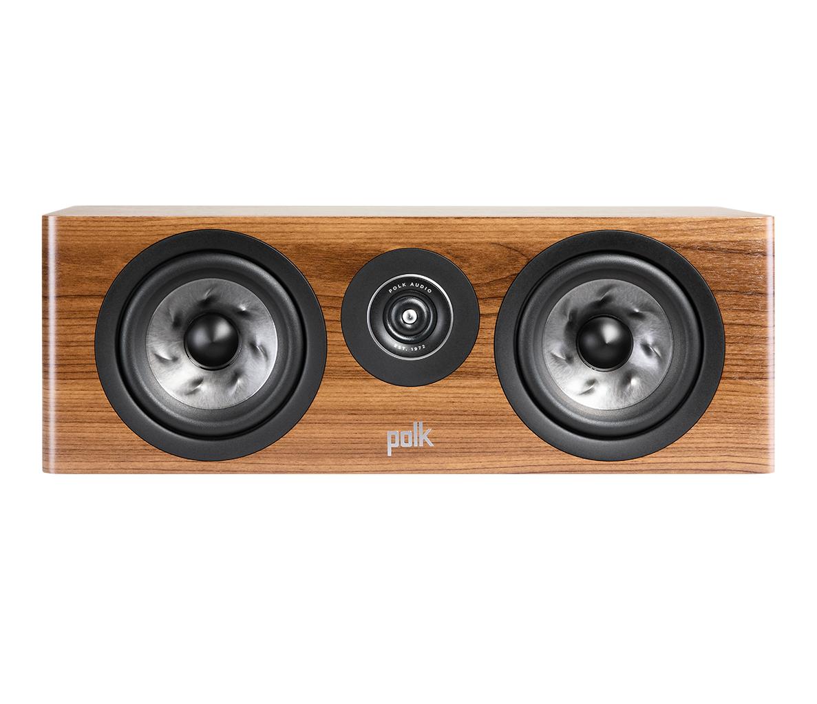 Акустика центрального канала Polk Audio Reserve R300 walnut