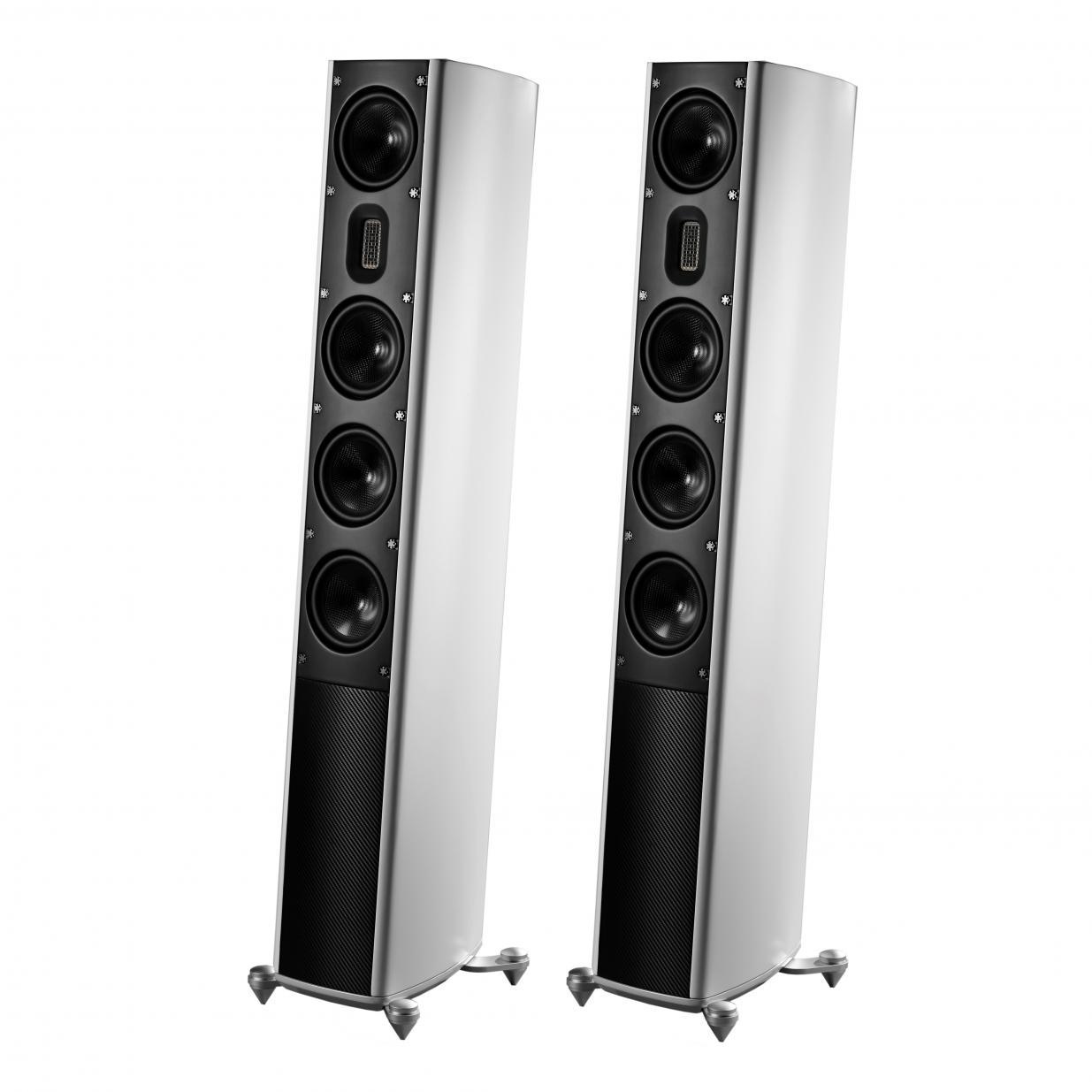 Напольная акустика Scansonic HD MB5 B White