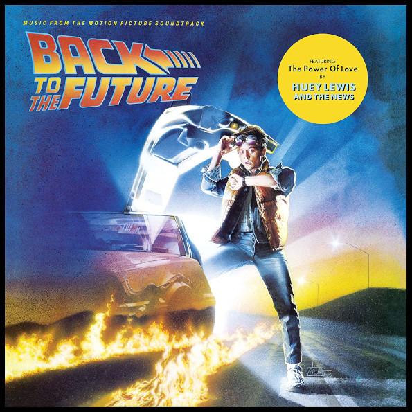 Виниловая пластинка OST - Back To The Future (Various Artists)