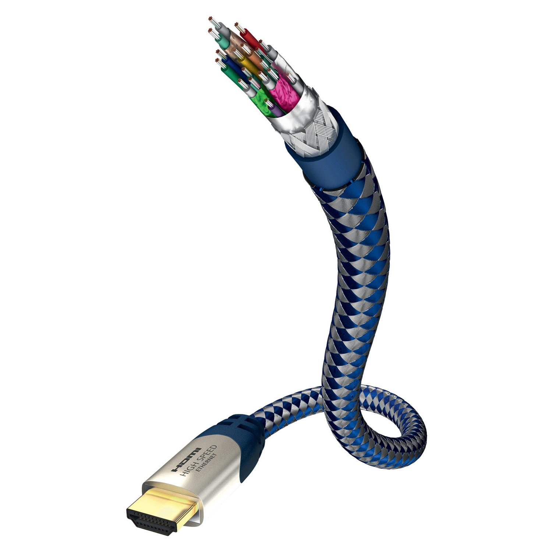 HDMI кабель In-Akustik Premium HDMI Mini 3.0m #0042323