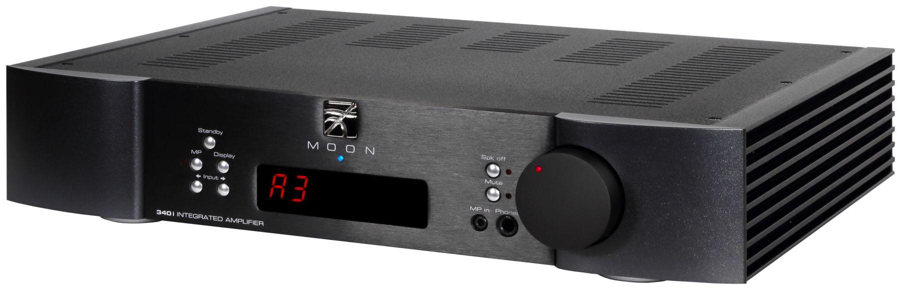 Стереоусилитель SIM Audio Moon Neo 340i D3PX black