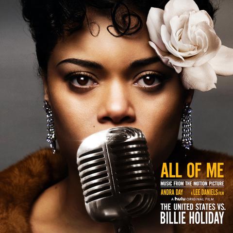 Виниловая пластинка Andra Day - The United States vs. Billie Holiday (Gold Vinyl)