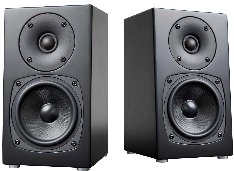 Полочная акустика Totem Acoustic KIN Mini (Black)