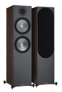 Напольная акустика Monitor Audio Bronze 500 (6G) Walnut