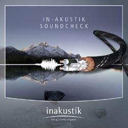CD диск In-Akustik CD In-Akustic Soundcheck #0160901