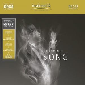 Виниловая пластинка In-Akustik LP Great Men Of Song #01675071