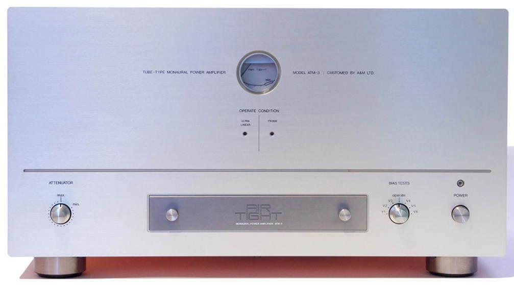 Ламповый усилитель мощности Air Tight ATM-3 (pair)