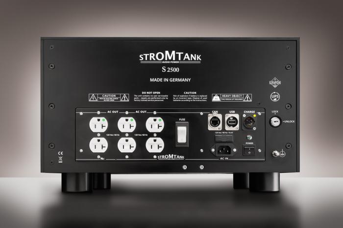 Батарейный источник питания Stromtank S 2500 Quantum