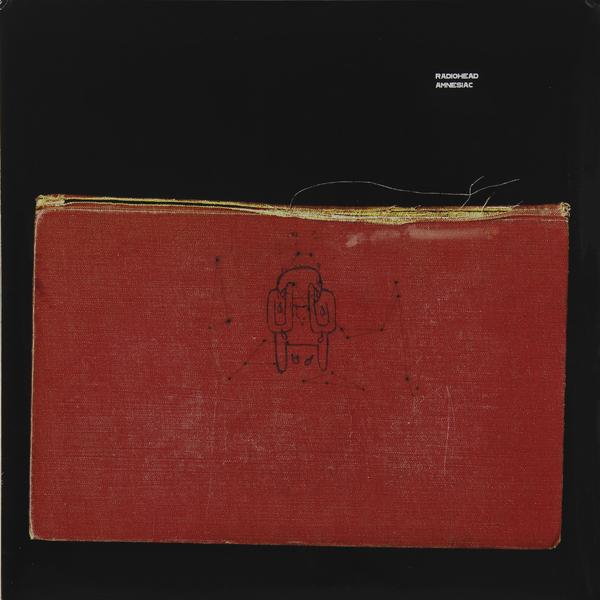 Виниловая пластинка Radiohead - Amnesiac