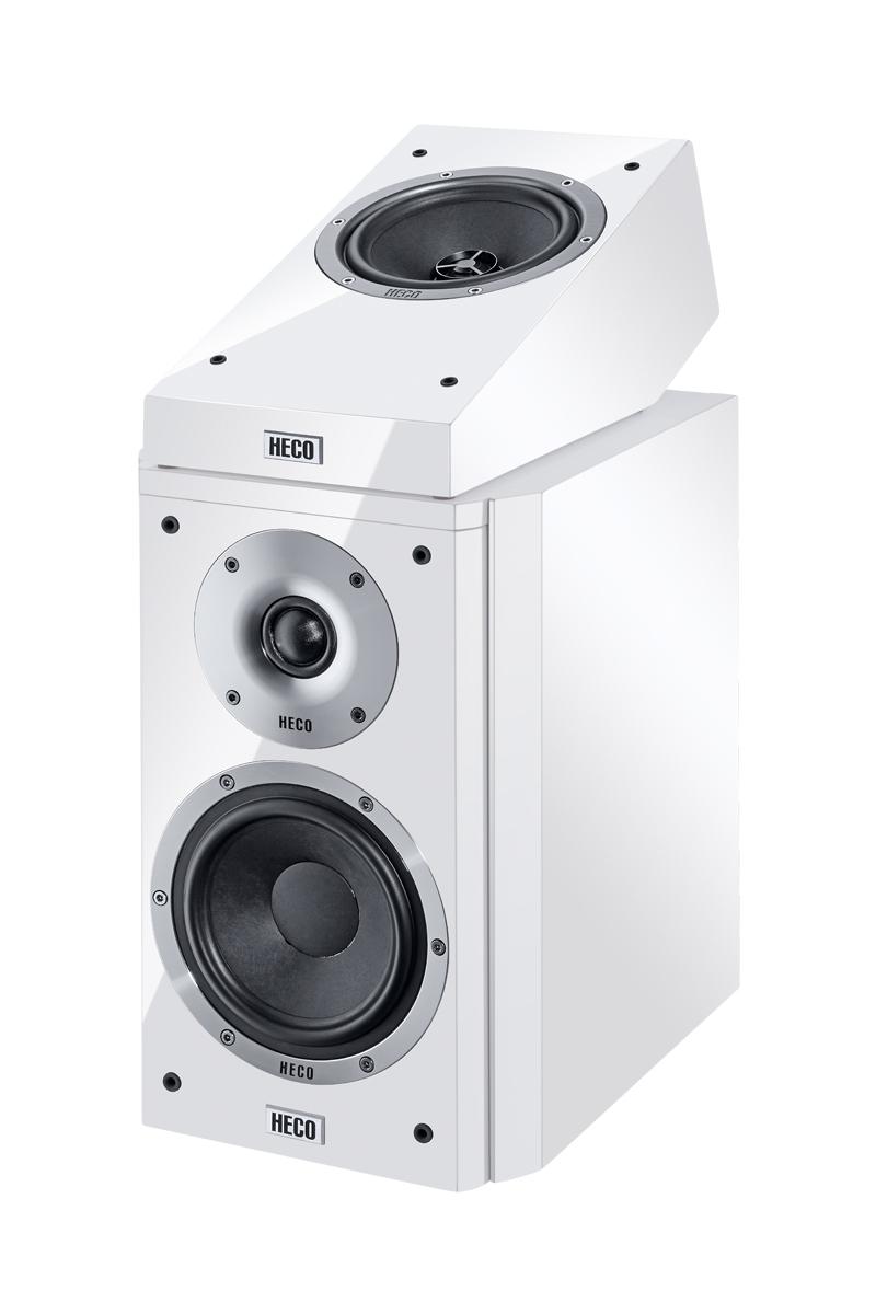 Акустика Dolby Atmos Heco AM 200 piano white