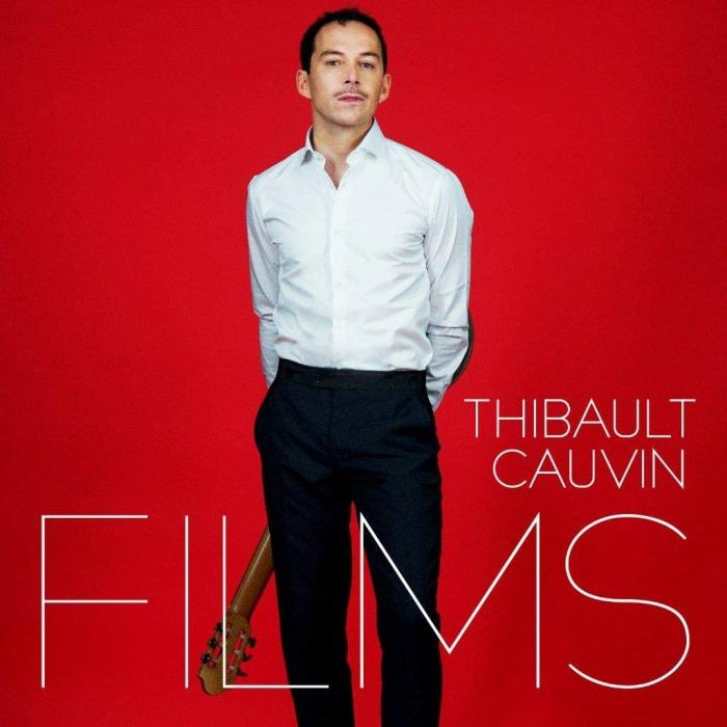 Виниловая пластинка Thibault Cauvin - Films