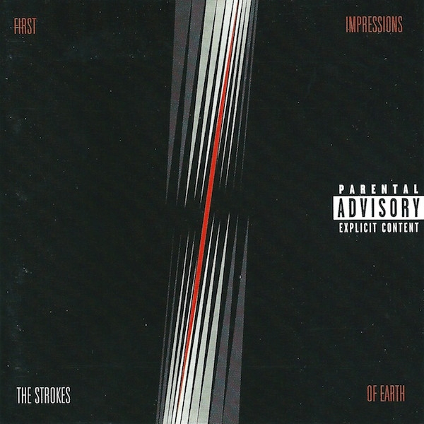 Виниловая пластинка The Strokes First Impressions Of Earth