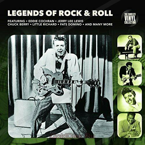 Виниловая пластинка Legends Of Rock & Roll