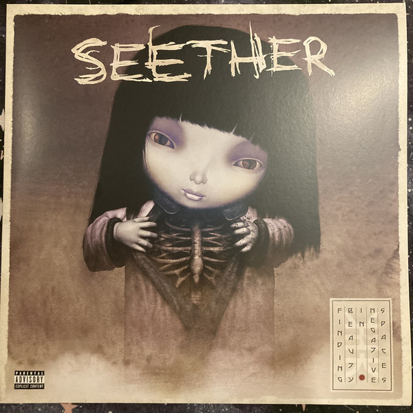 Виниловая пластинка Seether — Finding Beauty In Negative Spaces