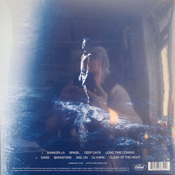 Виниловая пластинка Eob (Radiohead) — EARTH (COLOURED VINYL) (LP)