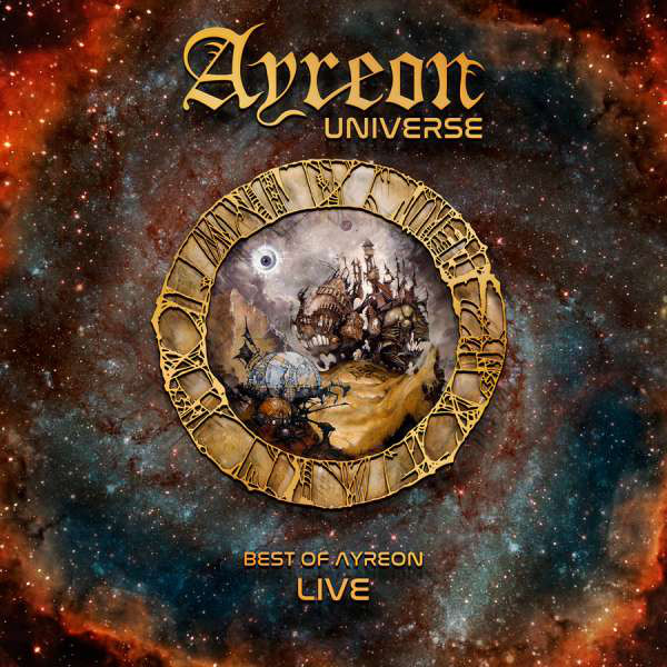 Виниловая пластинка Ayreon - Ayreon Universe