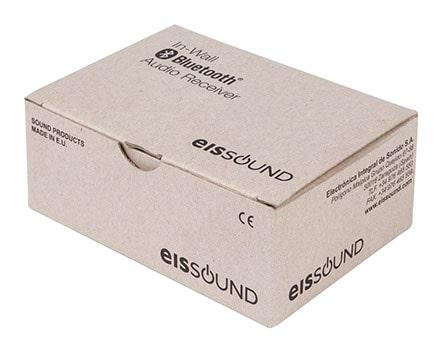 Bluetooth приемник Eissound 52957 In-Wall Bluetooth Audio receiver, black