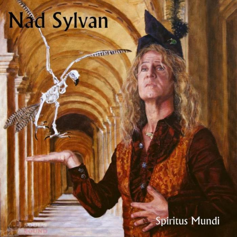 Виниловая пластинка Nad Sylvan - Spiritus Mundi (LP+CD/180 Gram Black Vinyl/Gatefold/Booklet)